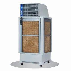 White Evaporator Ram Cooler Metal Duct 501