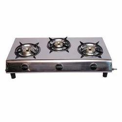Kitchen 3 Burner Cooktop