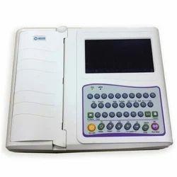 Nidek Medical 12 Channel ECG Machine, For Clinical