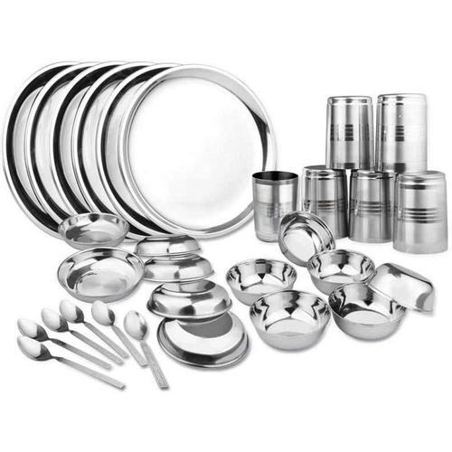 Stainless Steel Dinnerware  sc 1 st  IndiaMART & Stainless Steel Dinnerware Stainless Steel Utensils u0026 Cookware ...