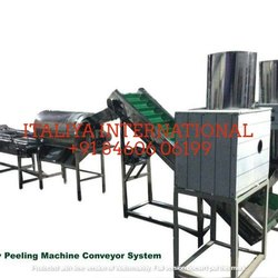 Fully Automatic Cashew Peeling Machine