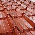 Terracotta Roof Tile