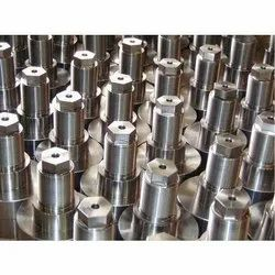 Cnc Lathe Machine Job Works, Stainless Steel
