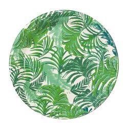Banana Leaf Buffet Plate 300 Gsm Paper - Alternate To Thermacol