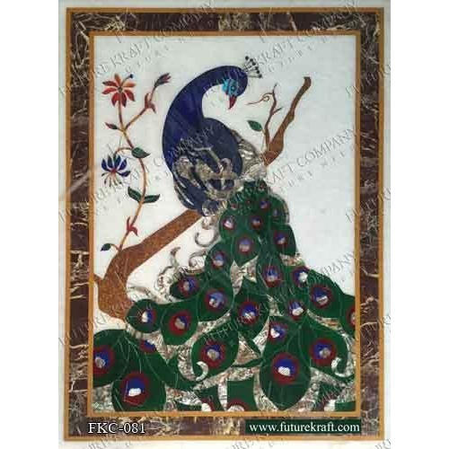 Peacock Wall Mural View Specifications Details of Wall Murals by