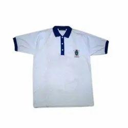 White School Uniform T Shirt