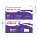 Fucolin 150 Capsules