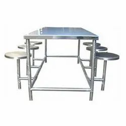 Cookman Stainless Steel Dinning Table