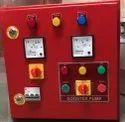 Booster Pump Control Panel