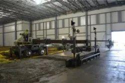 Laser Screed Flooring Machine