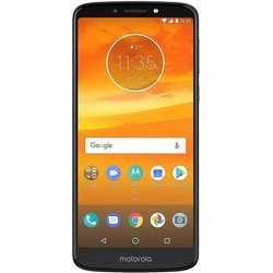 Motorola Black Moto E5 Plus Smart Phone, Model Number: Xt1924-3, Android Oreo 8