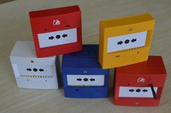 Fire Alarm Addressable Manual Call Point