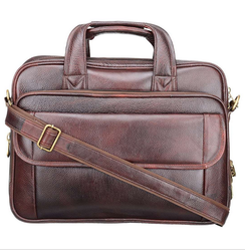 Genuine Leather Laptop Briefcase LPBL001