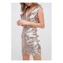 Ladies Stylish Sequin Dress