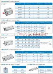 SDVU Series Compact Cylinder
