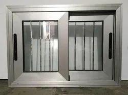 Dumaal Aluminum Window