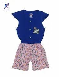 Baby Girls Stylish Jumpsuits