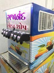 Electric Soda Dispenser