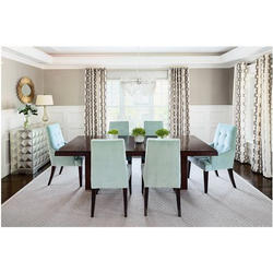 Brown Wooden Fancy Dining Table