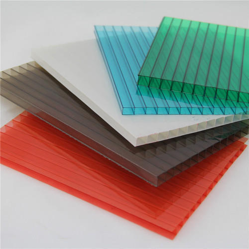 Colored Polycarbonate Sheet at Rs 38 /square feet | Polycarbonate ...