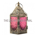 Brass Antique Finish Decorative Hanging Lantern