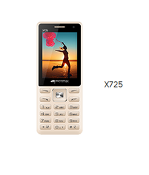 Micromax X725