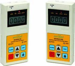 Dose Rate Survey Meter - Gamma Radiation