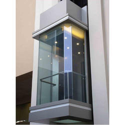 Syscon Commercial Glass Elevators