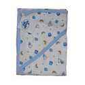 Baby Hooded Wrapping Sheet