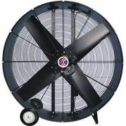 Mobile HVLS Fan