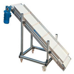 Pouch Takeup Conveyor
