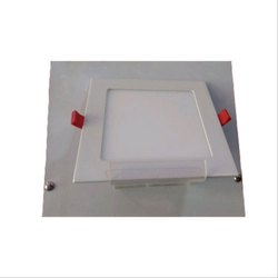 Cool White 5 W LED Square Panel Light, IP Rating: IP40