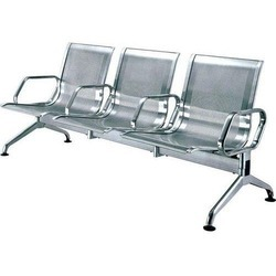Superior Stainless Steel Chair, SS Chair, Stainless Steel Ki Kursi   PSJ  Enterprises, Baddi | ID: 14983975697