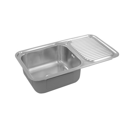 Kitchen Drainboard Stainless Steel Sink at Rs 9550 /piece   SS ...