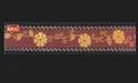 Multicolor Raiser Rangoli Cotta Tile, Size: 150 X 600