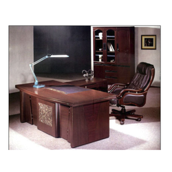 Rectangular Wooden Imported Office Table