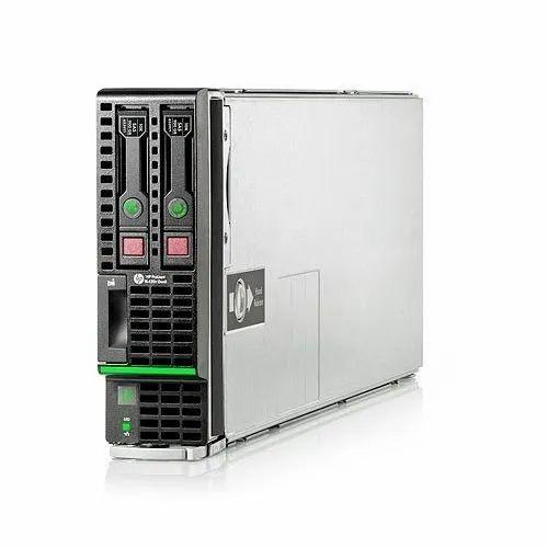 Hp Proliant Bl420c Gen8 Blade Server