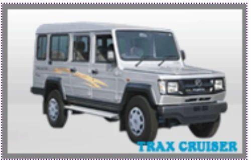 Silver Force Trax Cruiser