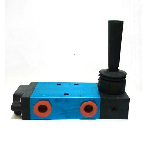 Stainless Steel Hand Operated Pneumatic Valve