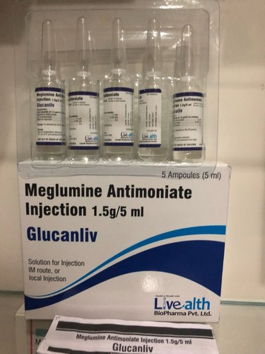 Meglumine Antimoniate Injection 1.5g
