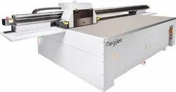 UV Flatbed Printing Machine - Negijet UVF1/UVF2, Weight: 420-760 Kg