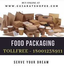 Food Packing Cardboard Box