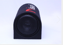 8 Inch Nisai Bass Tube D Shape Speakers