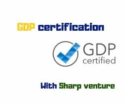 GDP certification
