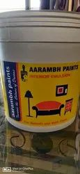 Water Based Paint Wall Interior Emulsion (White)