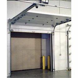 Industrial Sectional Overhead Door