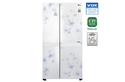 687 Litres Side by Side Refrigerator GC B247SCUV