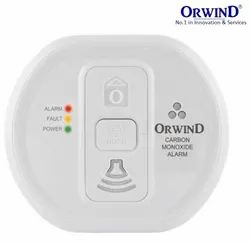 Smoke Detector and Carbon Monoxide Detector Alarm