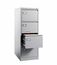 Vertical 4 Drawer Filing Cabinet