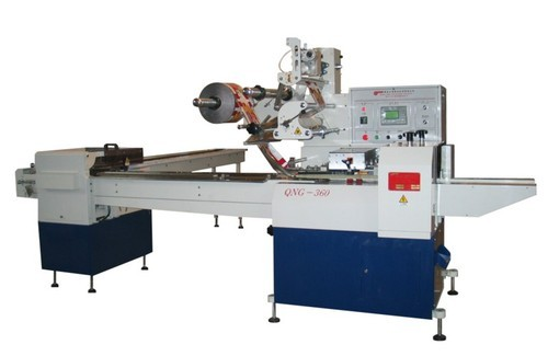 Biscuit Packing Machine Biscuit Wrapping Machine